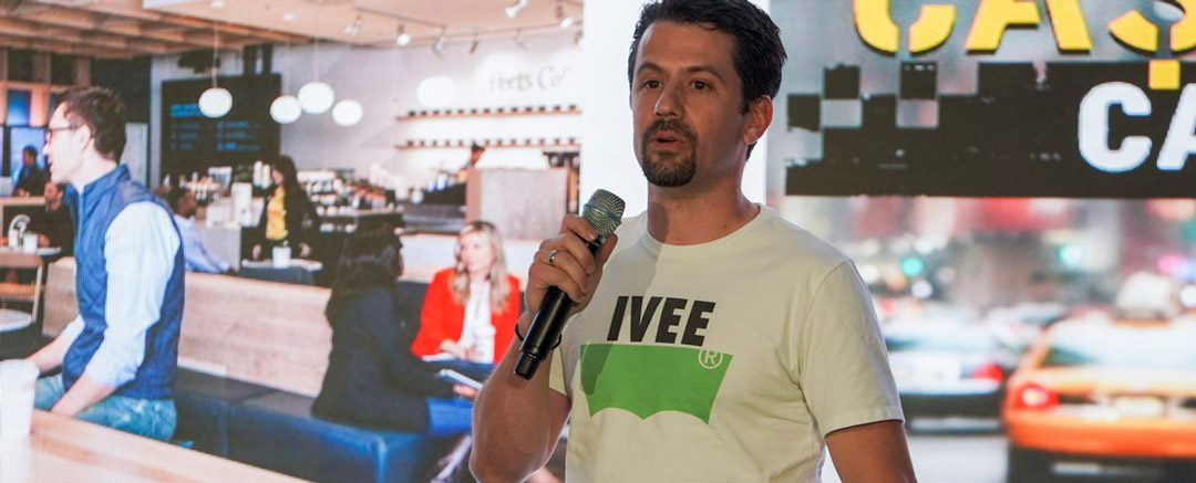 """Mobility Marketing Startup Ivee Selected into World-Class Startup Accelerator, """"Plug and Play"""""""